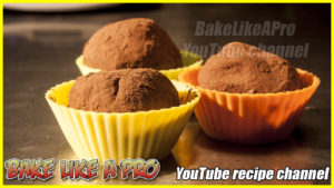 SUPER EASY Dark Chocolate Truffles Recipe