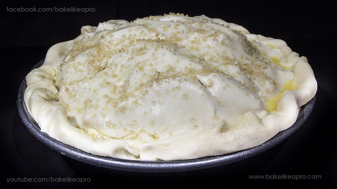 Easy ALL Butter NO FAIL Pie Crust Recipe
